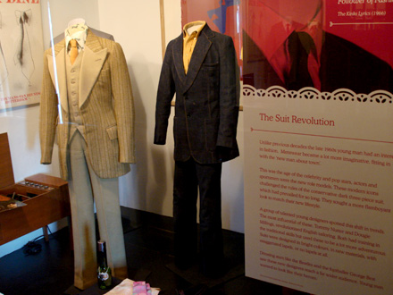 Fashion Revolution exhibition at Lotherton Hall