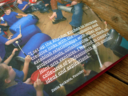Rhythm Kitchen brochure